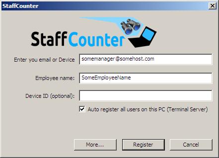 register StaffCounter