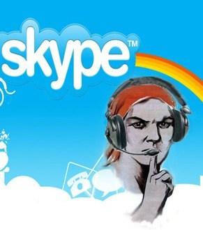 контроль за skype