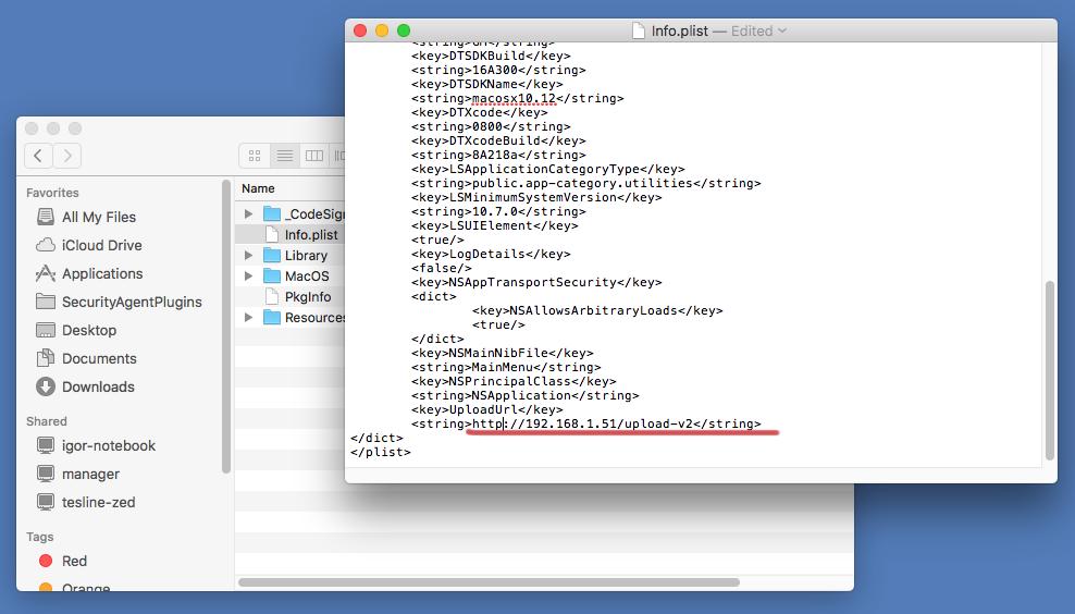 StaffCounter for Mac OS X