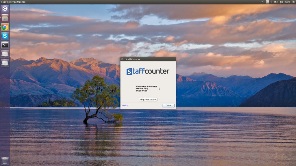 StaffCounter для Linux