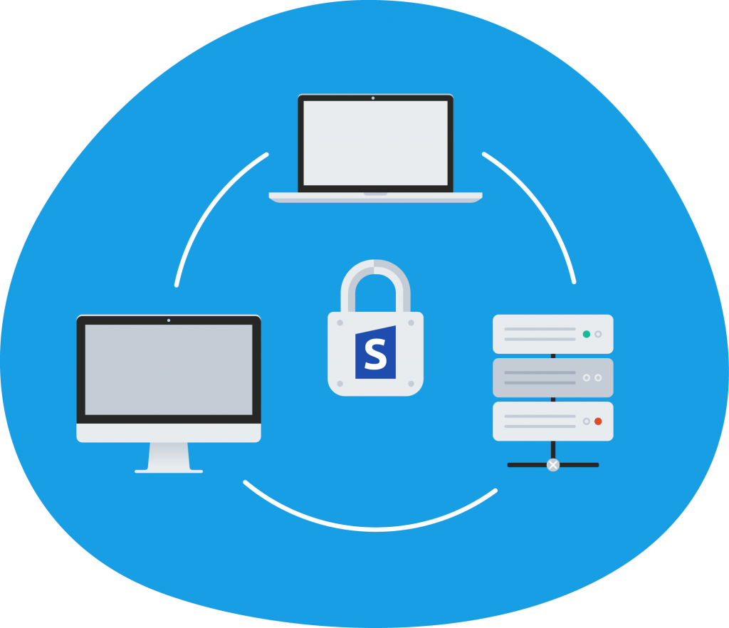 tracking and monitoring sensitive data access