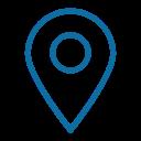 Карта перемещений мобильных сотрудников.
