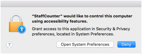 При установке приложения добавлена автоматическая проверка на разрешения данного приложения в настройках