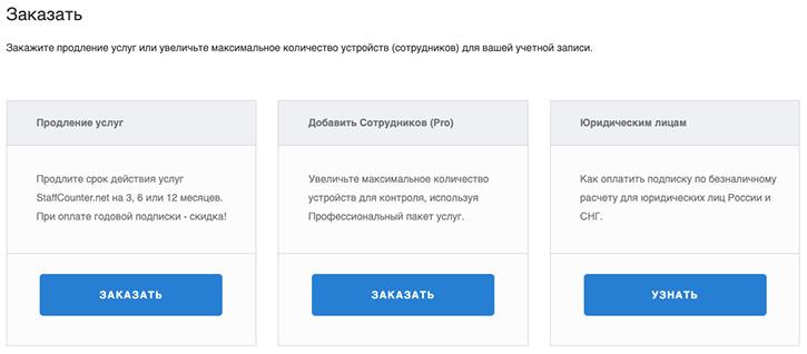 Пакет Professional: продление пакета, добавление дополнительных устройств.