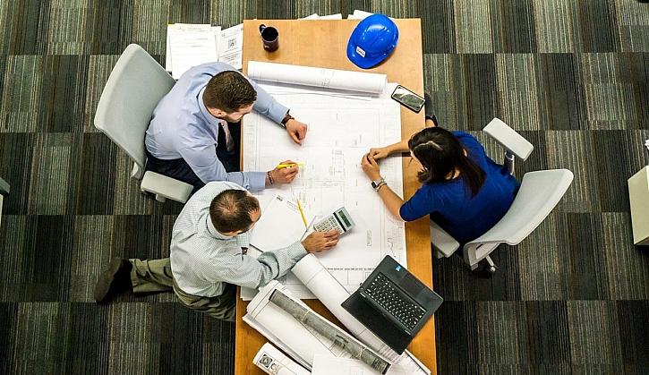 Особенности контроля сотрудников Архитектурных бюро